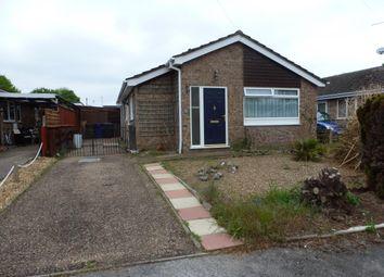Thumbnail 2 bedroom bungalow to rent in Downham Way, Brandon