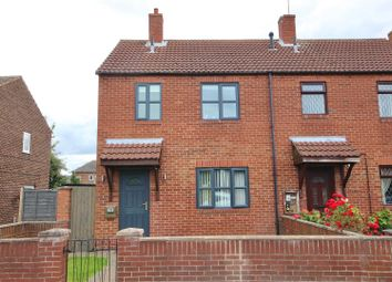 Thumbnail 3 bed semi-detached house for sale in Low Street, Carlton, Goole
