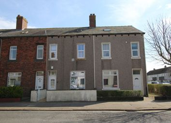 Thumbnail 4 bed terraced house for sale in Burnswark Terrace Solway Street, Silloth, Wigton