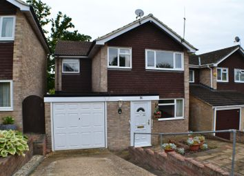 Thumbnail 4 bed detached house for sale in Ambrose Road, Tadley