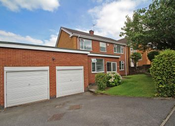 Thumbnail 4 bed detached house for sale in Lowcroft, Woodthorpe, Nottingham