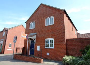 Thumbnail 4 bedroom detached house to rent in Jubilee Close, Thetford
