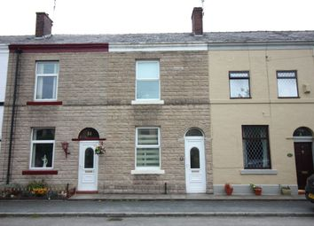 Thumbnail 2 bed terraced house for sale in Hall Street, Bury
