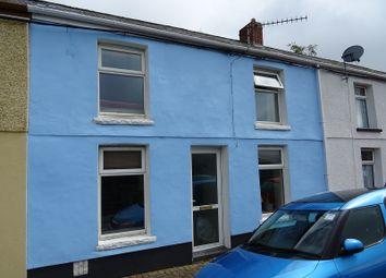 Thumbnail 2 bed terraced house to rent in Rowland Terrace, Nantymoel, Bridgend, Bridgend.