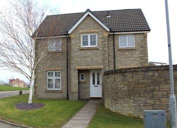 Thumbnail 3 bedroom semi-detached house to rent in Morningside Drive, Inverurie, Aberdeenshire