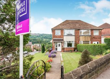 Thumbnail 3 bed semi-detached house for sale in Rivelin Park Road, Sheffield