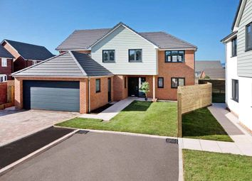 4 bed detached house for sale in Mulligan Drive, Exeter EX2