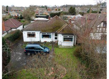 Thumbnail 3 bed detached bungalow for sale in London Road, Wokingham