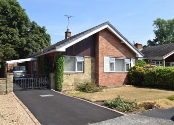 Thumbnail 2 bed detached bungalow for sale in Cornelia Crescent, Belvidere, Shrewsbury