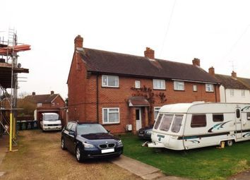 Thumbnail 3 bed semi-detached house for sale in Waresley Road, Gamlingay, Sandy, Cambridgeshire