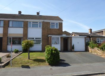 Thumbnail 3 bedroom semi-detached house for sale in Teme Avenue, Dothill, Telford