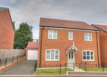 Thumbnail 4 bedroom detached house for sale in Wheatfield Road, Westerhope, Newcastle Upon Tyne