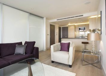 Thumbnail 1 bed flat to rent in Compass House, Chelsea Creek, 5 Park Street, London