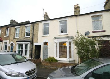 Thumbnail 3 bed terraced house for sale in Cavendish Road, Cambridge