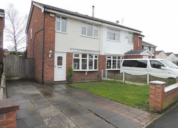 Thumbnail 3 bed semi-detached house for sale in Siskin Road, Offerton, Stockport