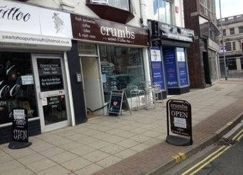 Thumbnail Commercial property for sale in Kingston Crescent, Portsmouth