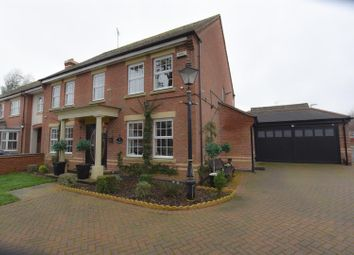 4 bed detached house for sale in Chestnut Drive, Oadby, Leicester LE2