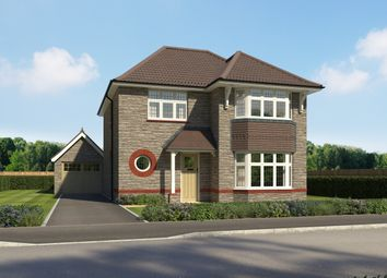 Thumbnail 3 bed detached house for sale in Glenwood Park, Old Bideford Road, Barnstaple