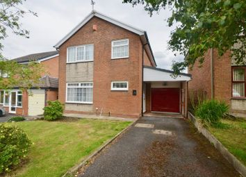 Thumbnail 3 bed detached house for sale in Meadowside Avenue, Clayton Le Moors, Accrington