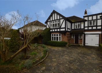 Thumbnail 3 bed semi-detached house for sale in Holmdene Avenue, Mill Hill, London