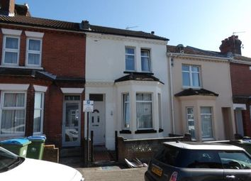 Thumbnail 4 bed terraced house for sale in Clausentum Road, Southampton