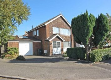 Thumbnail 4 bedroom detached house for sale in Birchen Grove, Luton, Bedforsdshire
