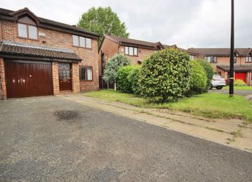 Thumbnail 3 bed semi-detached house for sale in Farmers Close, Sale