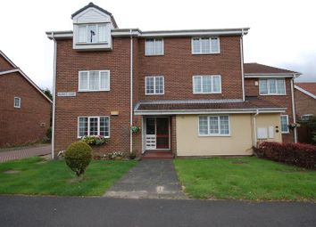 Thumbnail 1 bed flat to rent in Regents Court, West Moor, Newcastle Upon Tyne