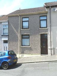 Thumbnail 3 bed terraced house for sale in Merion Street, Penygraig