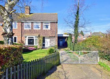 Thumbnail 3 bed semi-detached house for sale in The Ridge, Kennington, Ashford, Kent