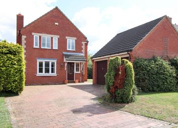 Thumbnail 3 bed detached house for sale in The Alders, Scothern