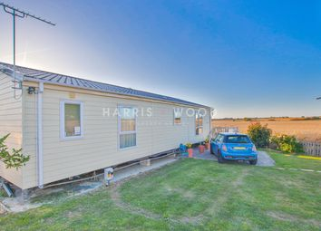 2 bed mobile/park home for sale in Beach Road, St Osyth, Clacton-On-Sea CO16