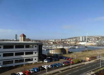 Thumbnail 1 bed flat for sale in Altamar, Kings Road, Swansea