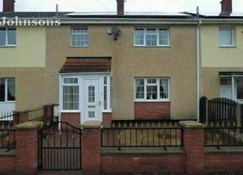 Thumbnail 3 bed terraced house for sale in Gateworth Grove, Askern, Doncaster.