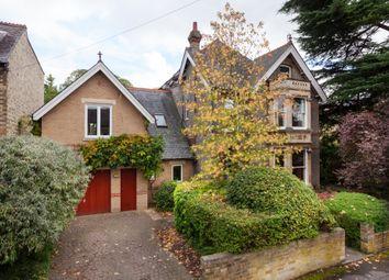 Thumbnail 8 bed detached house for sale in De Freville Avenue, Cambridge