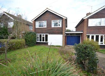 Thumbnail 3 bed link-detached house for sale in Holly Close, Eversley, Hook