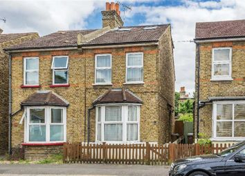 Thumbnail 3 bed semi-detached house to rent in Clarence Road, Sutton