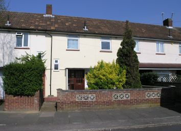 Thumbnail 3 bed terraced house for sale in Collingwood Close, Whitton
