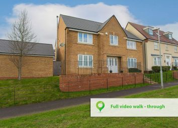 Thumbnail 4 bed detached house for sale in Nelson Way, Yeovil
