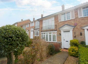 Thumbnail Terraced house for sale in Paddock Close, Haynes Road, Worthing