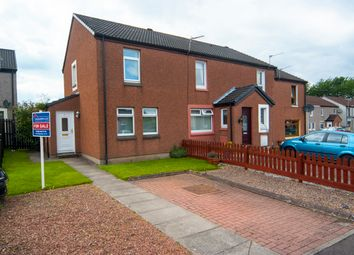 Thumbnail 2 bed end terrace house for sale in Franchi Drive, Stenhousemuir, Larbert, Stirlingshire