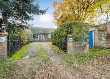 Thumbnail 3 bed semi-detached bungalow for sale in Patrixbourne Road, Bridge, Canterbury
