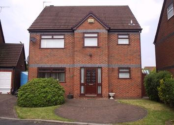 Thumbnail 5 bed detached house for sale in Furness Avenue, West Derby, Liverpool