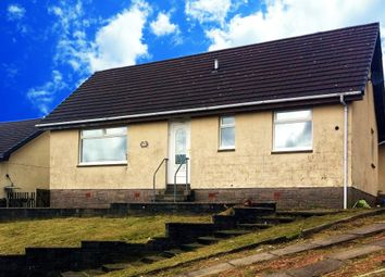 Thumbnail 4 bed detached bungalow for sale in Dalton Avenue, Dalmellington, Ayr