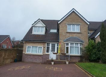 Thumbnail 4 bed detached house for sale in Coed Y Bryn, Blackwood, Caerphilly