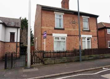 Thumbnail 2 bedroom semi-detached house for sale in Baker Street, Alvaston