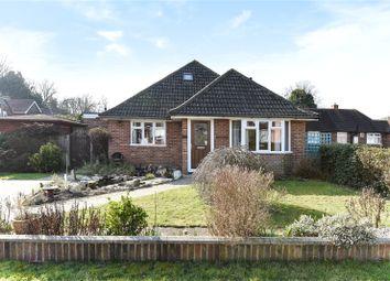 Thumbnail 4 bedroom detached bungalow for sale in Woodlands Park, Addlestone, Surrey