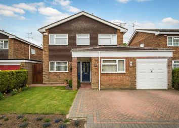 Thumbnail 4 bed detached house for sale in Windmill Hill Drive, Bletchley, Milton Keynes, Buckinghamshire