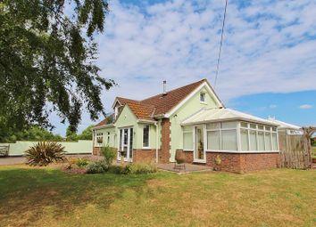 Thumbnail 4 bed detached bungalow for sale in Woollard Lane, Publow, Bristol