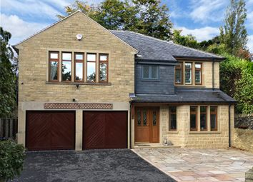 Thumbnail 5 bed detached house for sale in Beaumont Park Road, Huddersfield